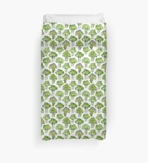 Broccoli - Formal Duvet Cover