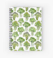 Broccoli - Formal Spiral Notebook