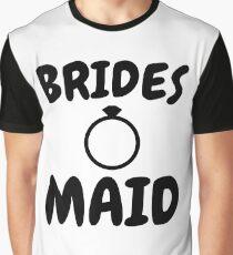 Brides Maid - Bridesmaid Graphic T-Shirt