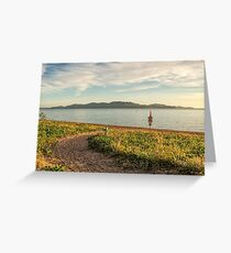 Magnetic Island, Queensland Australia Greeting Card