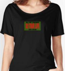 Lil Uzi Vert Xo Tour Life Merch Women's Relaxed Fit T-Shirt