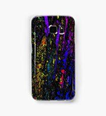 Night Streetscape Samsung Galaxy Case/Skin