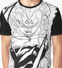 Majin Vegeta  Graphic T-Shirt