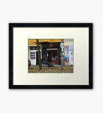 ANY WAY Framed Print