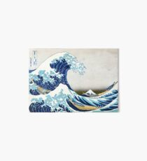 The Great Wave of Kanagawa Art Board