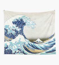 Die große Welle von Kanagawa Wandbehang