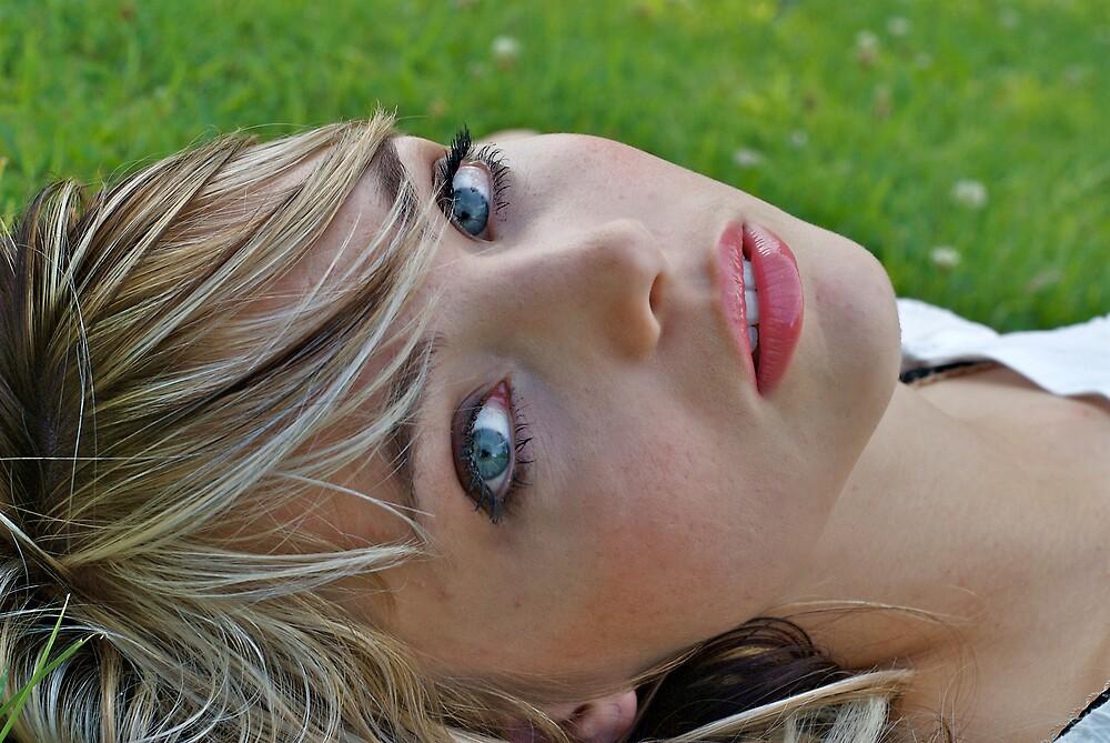Green Eyes. by Max Dorsogna