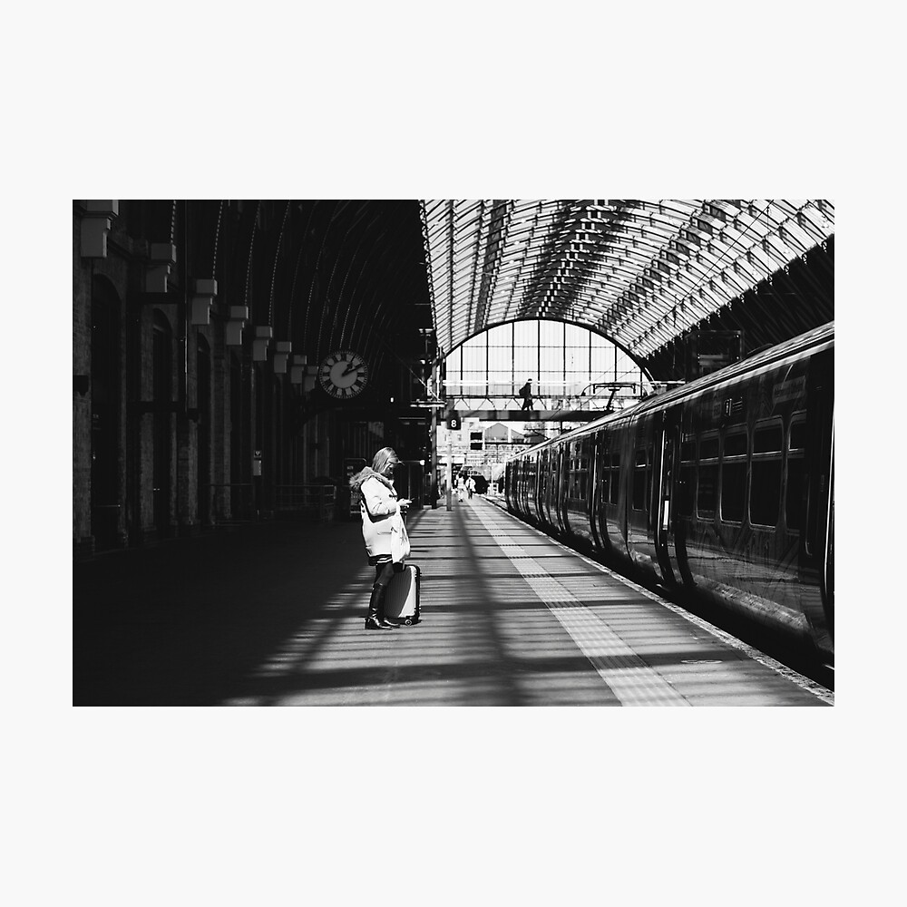 KING'S CROSS, LONDON - 2016 Photographic Print