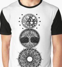 EP. MOON / LIFE / SUN Graphic T-Shirt
