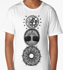 EP. MOON / LIFE / SUN Long T-Shirt