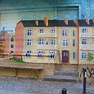 Graffiti house  by fuxart