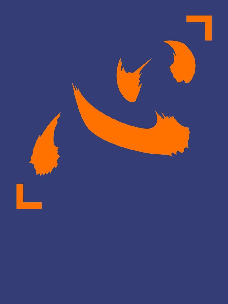 Netero Lucky Shirt Symbol (Herz / Geist) Anime Shirt von MaximizedGITS