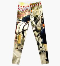 Patience : waiting for the Beltane Queen Leggings