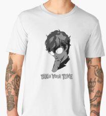 Take Your Time Men's Premium T-Shirt