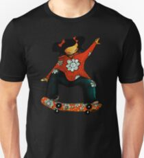 Skater Girl TShirt by Karin Taylor Unisex T-Shirt
