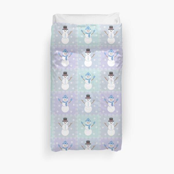 Winter Quilt Duvet Cover