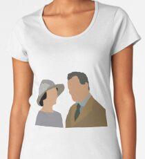 DA: Cora e Robert Women's Premium T-Shirt