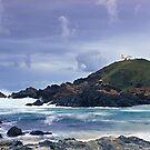 Tacking Point Lighthouse, Port Macquarie by Matt  Lauder