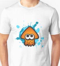 Splatoon Squid on Ink Unisex T-Shirt