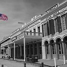Old Sacramento: touch of colour by Paul Campbell  Photography