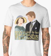 DA: Sybil e Tom + quote Men's Premium T-Shirt