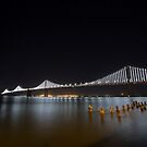 The Bay Bridge Stumps by Paul Campbell  Photography