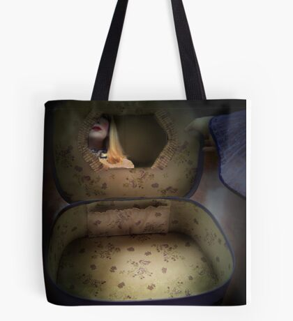 Vanity Case Tote Bag