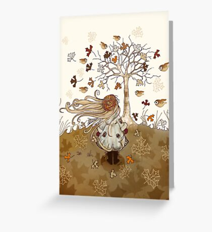 There is a Season for Everything Greeting Card