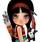 Native Girl by Karin Taylor