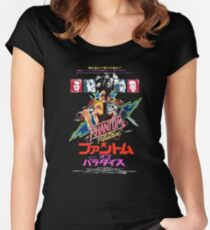PHANTOM OF THE PARADISE Japan T-Shirt Women's Fitted Scoop T-Shirt
