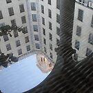 Reflections - Hotel Nacional Havana by Ursula Tillmann