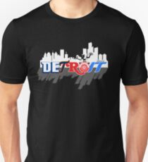 Detroit Sports City Unisex T-Shirt