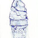 icecream doodle by gurgie