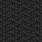 Ink scales - White on black by Vicky Webb