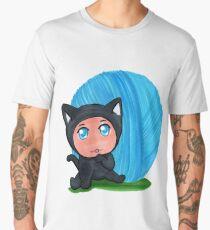 """Cat"" Baby Men's Premium T-Shirt"