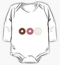 Cute Donuts Trio Kids Clothes