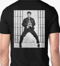 Elvis Presley, Jailhouse Rock, King of Rock and Roll T-Shirt