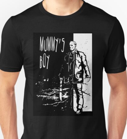 Mummy's Boy T-Shirt