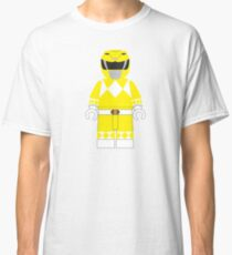 LEGO YELLOW POWER RANGER Classic T-Shirt