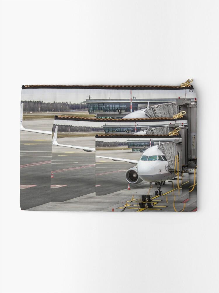 Alternative Ansicht von Lufthansa A320 Täschchen