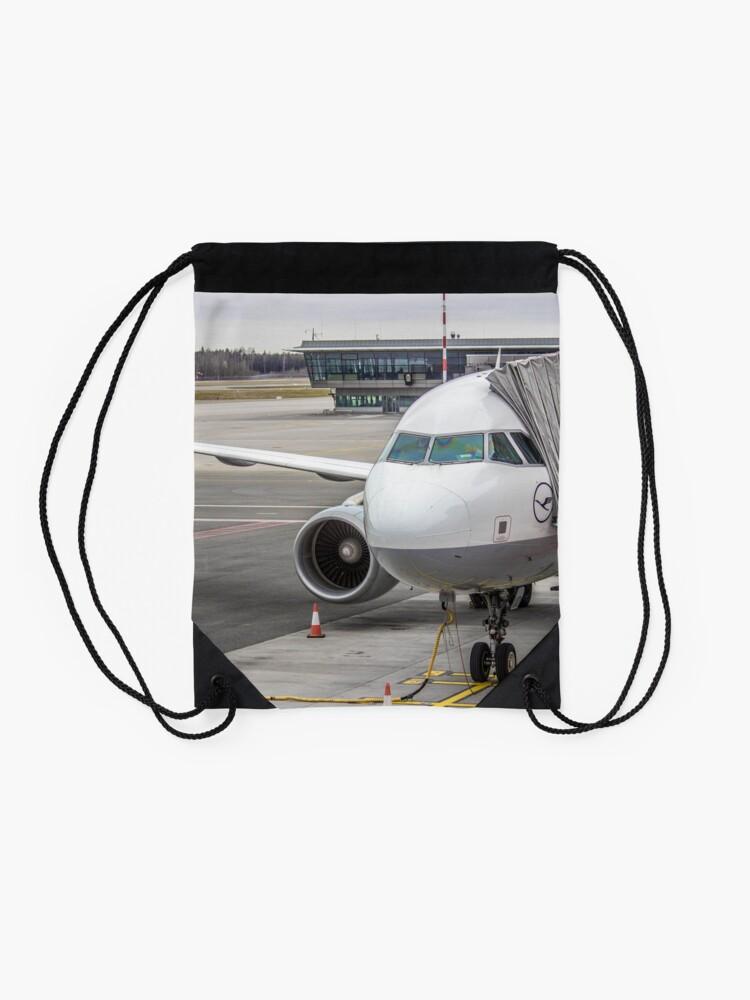 Alternative Ansicht von Lufthansa A320 Turnbeutel