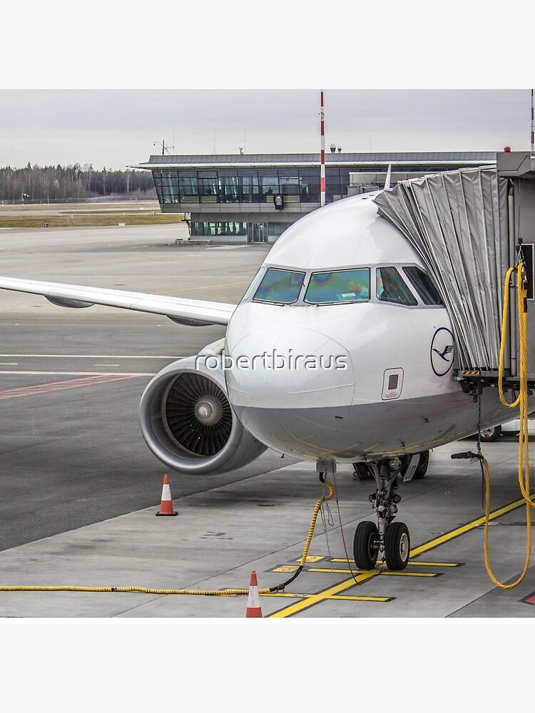 Lufthansa A320 von robertbiraus
