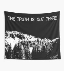 *unofficial*   The X - Files   *Fan art* Wall Tapestry
