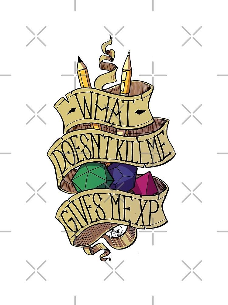 What doesn't Kill me by optimisteve