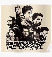 expanse Poster