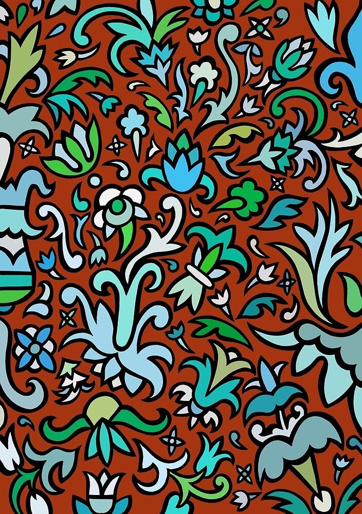 Art is wallpaper by baggelboy