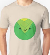 Kawaii Brussels Sprout / Cabbage Unisex T-Shirt