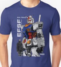Gundam Slim Fit T-Shirt