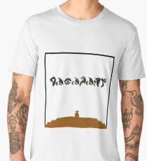 Monk Temple Men's Premium T-Shirt