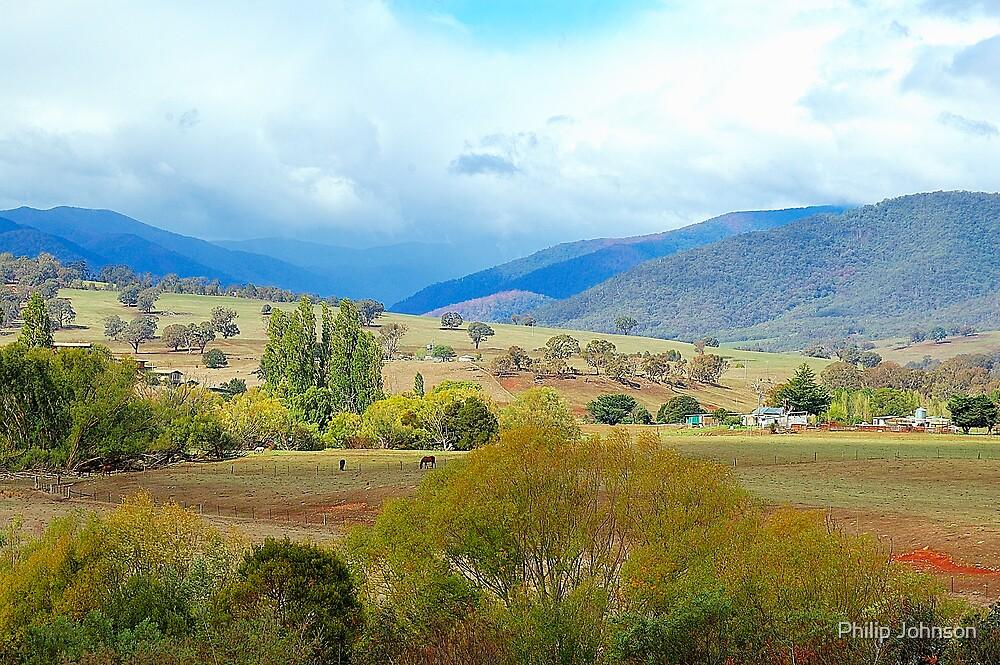 Overlook - Southern NSW, Australia by Philip Johnson